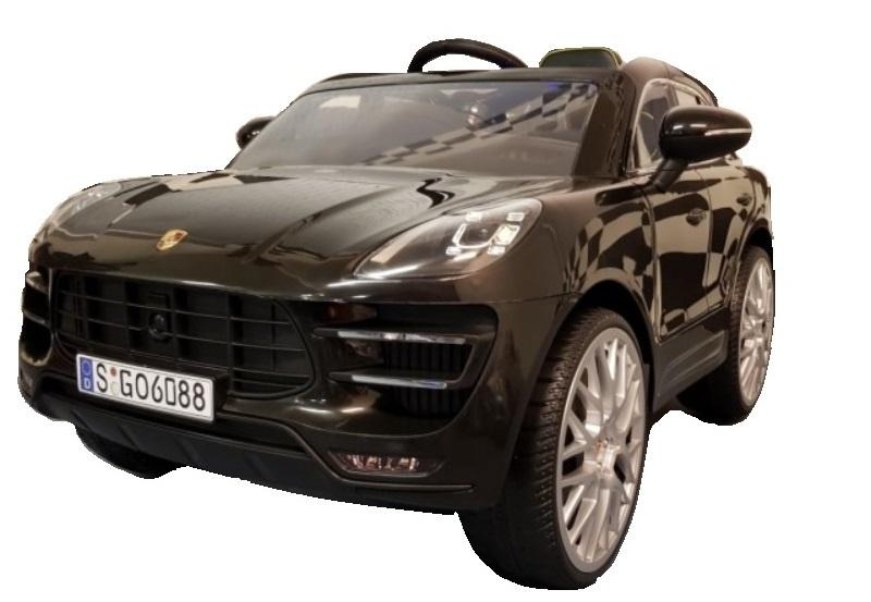 Porsche Macan Voor 1 Kind 12 V Rc