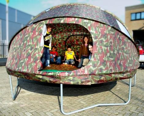 trampoline tent etan. Black Bedroom Furniture Sets. Home Design Ideas