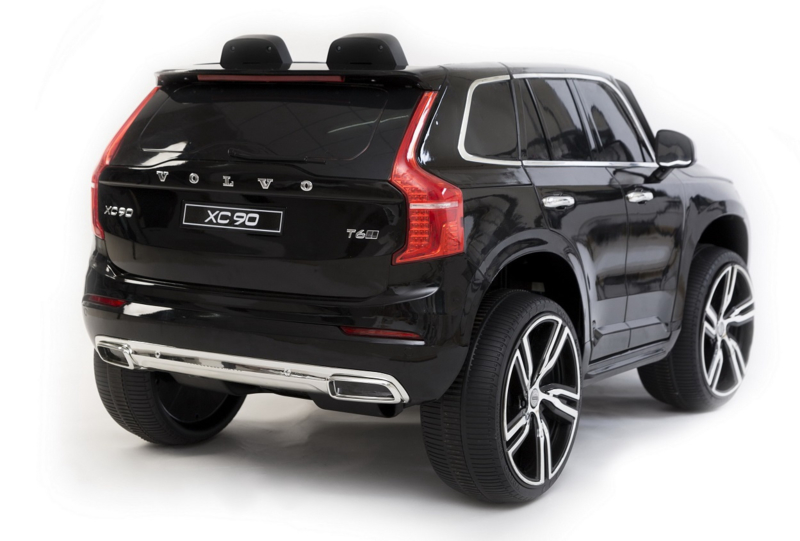 volvo xc90 voor 2 kinderen 12v rc. Black Bedroom Furniture Sets. Home Design Ideas